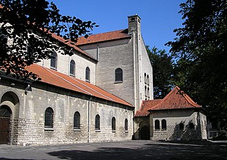 Frits Peutz - Maastricht:Church of Our Lady of Lourdes