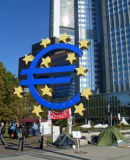 OccupyFrankfurt October 2011 EZB