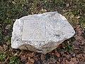 Ochota memorial stone, Béke Square, 2017 Angyalföld.jpg