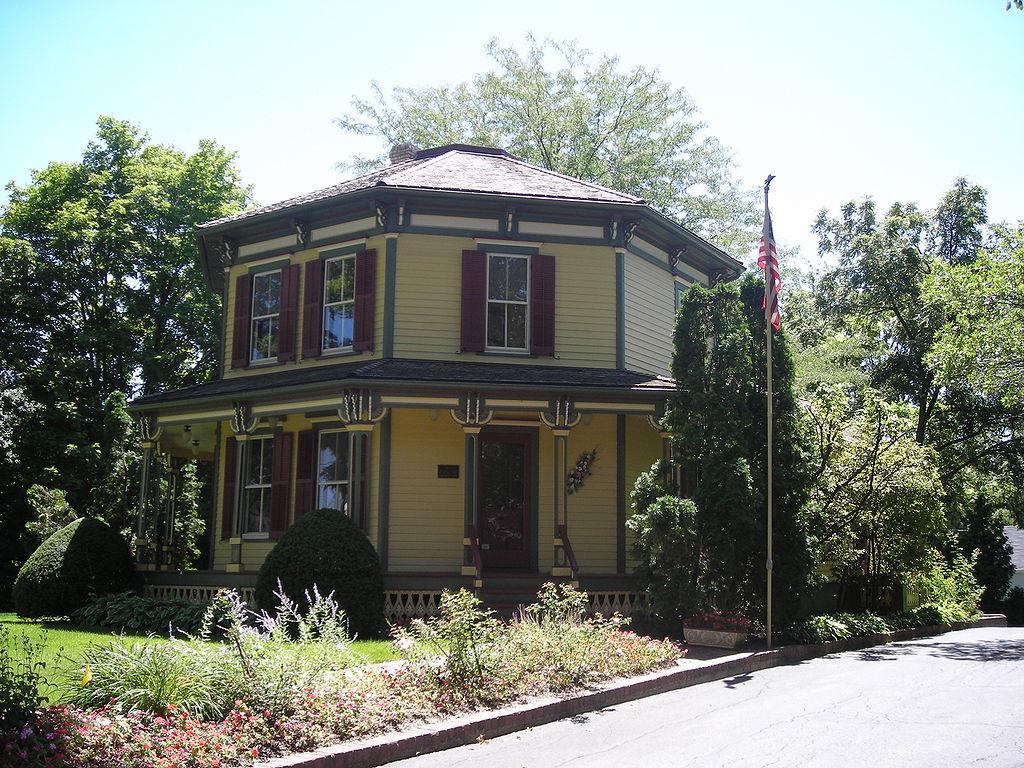 File Octagon House Barrington Il 01 Jpg Wikipedia