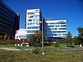 Office Park Nové Butovice, budova C, z Řeporyjské ulice (02).jpg