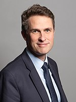 Gavin Williamson Official portrait of Rt Hon Gavin Williamson MP crop 2.jpg