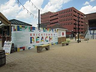 Bricktown Beach