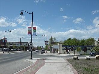 Okotoks - Downtown Okotoks