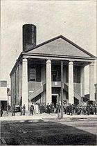 Old Court House Charlotte North Carolina 1888