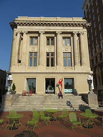 Greenville County, South Carolina - Image: Old Greenville County Courthouse 2017