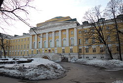 Old building of Moscow State University 02 by shakko (February, 2013).JPG