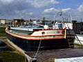 Old motor barges make wonderful housboats.jpg