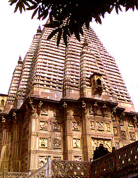 Older Durga Temple - Banaras.jpg