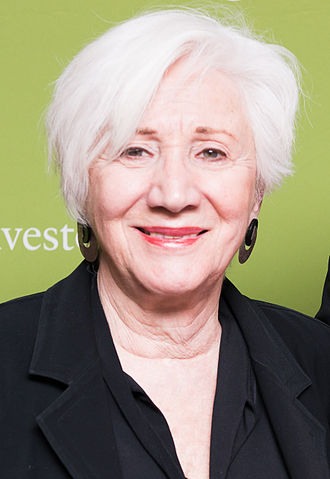 Olympia Dukakis - Dukakis in May 2015