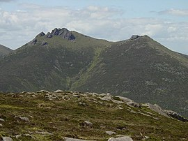 On Cove Mountain, view west. - geograph.org.uk - 103344.jpg