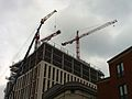 One St Peter's Square under construction.jpg