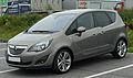 Opel Meriva B 1.4 ECOTEC Innovation front-2 20100907.jpg