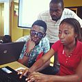 Opening up DFIDs trade data in downtown Lagos (8102032716).jpg