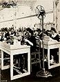 Operaie al lavoro nel reparto avvolgimento piccoli motori elettrici dello stabilimento Ercole Marelli, 1937 - san dl SAN IMG-00002612.jpg