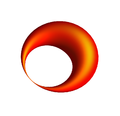 Orange Horned torus.png