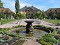 Orangerie & Delphinbrunnen des Schlosses Belvedere (Weimar).jpg