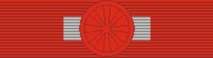 Ordem do Mérito Cultural - Image: Order of Cultural Merit Commander (Brazil) ribbon bar