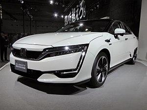 Honda Clarity - 2017 Honda Clarity FCV
