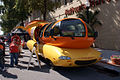 Oscar Mayer Wienermobile RSideFront LakeMirrorClassic 17Oct09 (14620636693).jpg