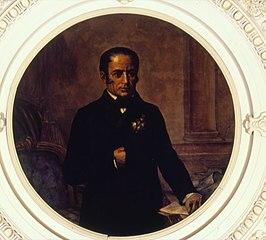 Retrato de José Clemente Pereira