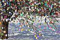 Ostereierbaum mit 10 000 Eier im Garten in Saalfeld. IMG 8881WI.jpg