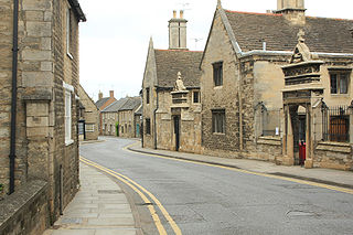Oundle Ancient market town on the River Nene in Northamptonshire, England