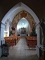Our Lady church, nave, 2019 Rákosliget.jpg