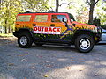 Outback Steakhouse Hummer.JPG