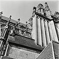 Overzicht van luchtboog stoel aan de zuidzijde van het koor - 's-Hertogenbosch - 20425427 - RCE.jpg