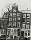 overzicht voorgevel grachtenhuis - amsterdam - 20319339 - rce