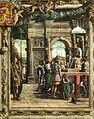 Ovetari, san giacomo 04, Giudizio di san Giacomo di Andrea Mantegna.jpg