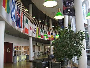 Owen Graduate School of Management - Interior of Owen Graduate School
