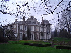 Photograph of Oxon Hoath house