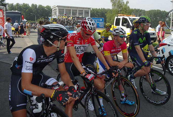 Péronnes-lez-Antoing (Antoing) - Tour de Wallonie, étape 2, 27 juillet 2014, départ (D06).JPG