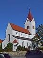 Pöls - Pfarrkirche Mariä Himmelfahrt - 2 - Südwestansicht.jpg