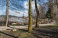 Pörtschach Halbinselpromenade Naturpark 14032016 0925.jpg