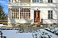 Pörtschach Johannaweg 2 Villa Tilly Veranda und Eingang 25012014 8336.jpg