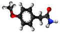 P-anisyl formamide3D.png