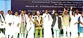 P. Chidambaram, the Chief Minister of West Bengal, Kum. Mamata Banerjee, the Union Minister for Railways, Shri Dinesh Trivedi, the Gorkha Jan Mukti Morcha Party President, Shri Bimal Gurung and other dignitaries.jpg