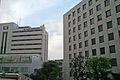 PCI本社と京王本社130802.jpg