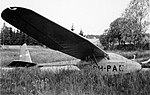 PIK-5a OH-PAC at Jämijärvi airfield (June 1954).jpg