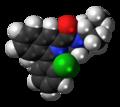PK-11195 molecule spacefill.png