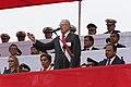 PRESIDENTE PEDRO PABLO KUCZYNSKI ENCABEZÓ CEREMONIA POR EL DÍA DE LAS FUERZAS ARMADAS (29605327430).jpg