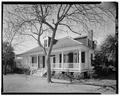 PRINCIPAL (EAST) SIDE - Williams-Tucker House, 3601 Avenue P, Galveston, Galveston County, TX HABS TEX,84-GALV,42-1.tif