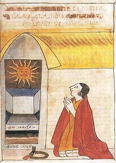 Religion in the Inca Empire
