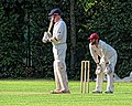 Pacific CC v Chigwell CC at Crouch End, London, England 7.jpg