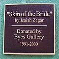 Painted Bride Art Center 230 Vine Street Skin of the Bride by Isaiah Zagar plaque.jpg