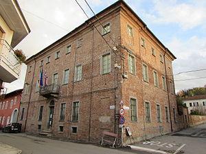 Brusasco - Palazzo Ellena.