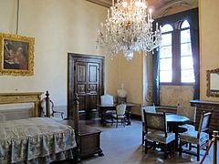 Palazzo medici riccardi, sale di rappresentanza al piano nobile, camera presidenziale 04.JPG